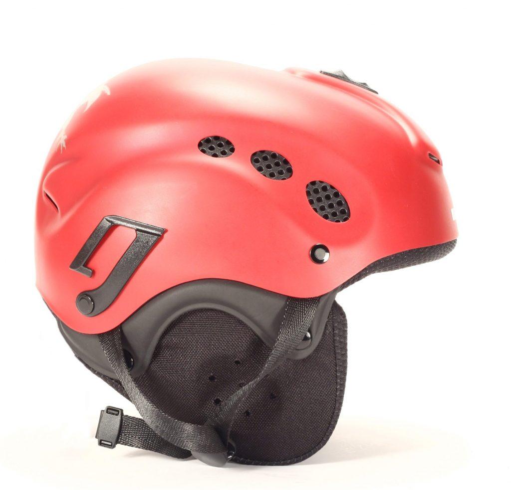 ski and snowboard helmet